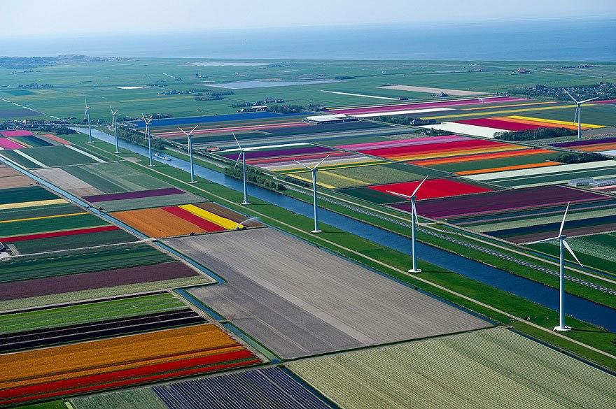 Wij informeren over windenergie