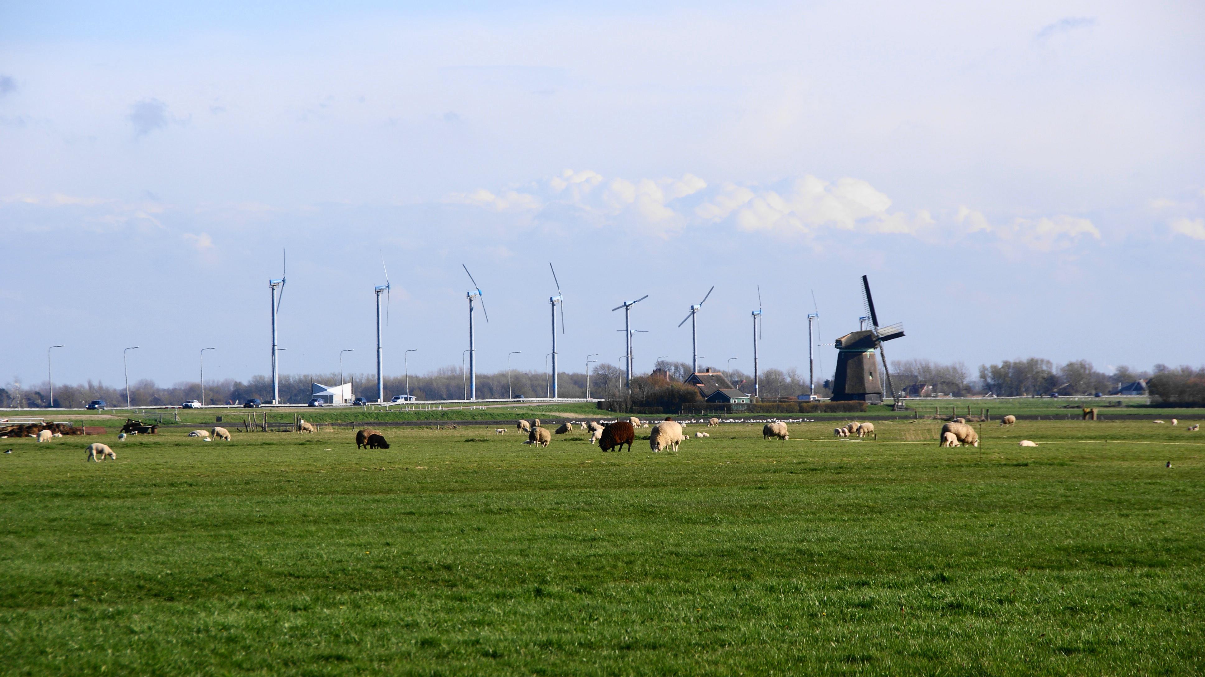 Wij leveren duurzame energie